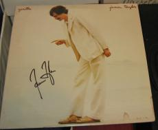 James Taylor Rock N Roll Legend Signed Gorilla Album Jsa Autographed #n62476