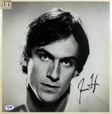 James Taylor Signed Album Cover Autographed PSA/DNA #S67191