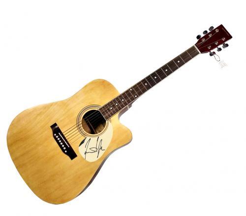 James Taylor Signed Album LP cd Acoustic Guitar AFTAL UACC RD RACC TS