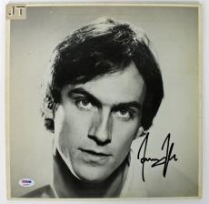 James Taylor Signed JT Album Cover Autographed PSA/DNA #AB43059