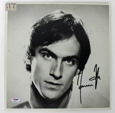 James Taylor Signed JT Album Cover Autographed PSA/DNA #AB43060