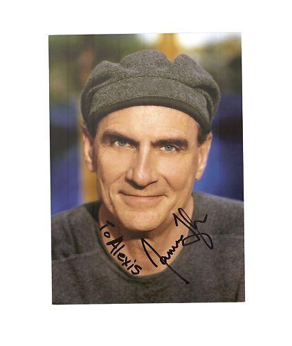 James Taylor-signed photo-17