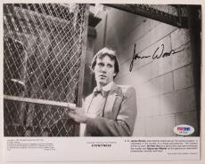 James Woods Signed Eyewitness Authentic Lobby Card Photo (PSA/DNA) #P57322