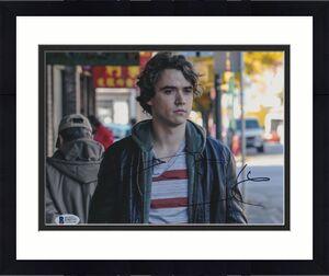 Jamie Blackley Signed 8x10 Photo If I Stay Beckett Bas Autograph Auto Coa A