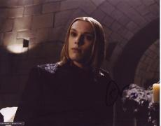 JAMIE CAMPBELL BOWER signed *TWILIGHT BREAKING DAWN* 8X10 photo Caius W/COA #12