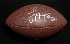 Jamie Foxx Autographed Football (any Given Sunday) W/ Proof - Psa Dna!