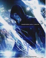 Jamie Foxx Signed - Autographed The Amazing SPIDER-MAN 2 11x14 inch Photo - Guaranteed to pass PSA or JSA