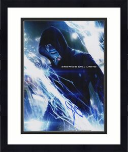 Jamie Foxx Signed - Autographed The Amazing SPIDER-MAN 2 11x14 inch Photo - Guaranteed to pass BAS
