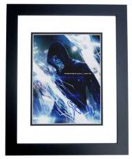 Jamie Foxx Signed - Autographed The Amazing SPIDER-MAN 2 11x14 inch Photo BLACK CUSTOM FRAME - Guaranteed to pass PSA or JSA