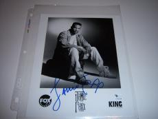Jamie Foxx In Living Color W/coa Signed 8x10 Glossy Photo