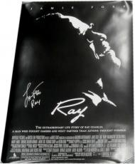 Jamie Foxx Hand Signed Autographed 26X38 Poster Ray From Private Signing COA