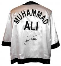 Jamie Foxx Signed Ali Cornerman Jacket