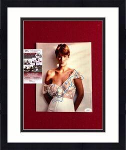 """Jamie Lee Curtis """"Autographed"""" (JSA) 8"""" x 10"""" Photo (Vintage)"""