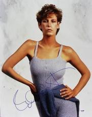 Jamie Lee Curtis Signed 16X20 Photo Autographed PSA/DNA #U70498
