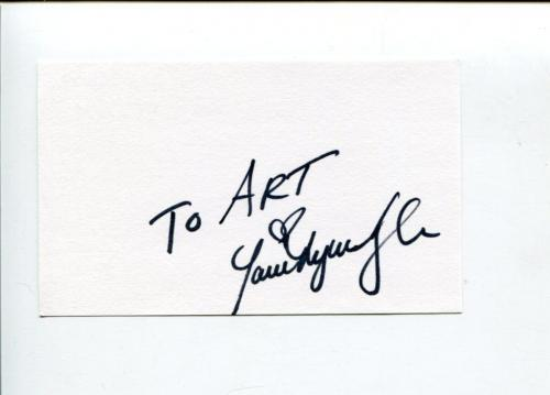 Jamie-Lynn Sigler Guys with Kids Entourage The Sopranos Signed Autograph