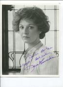 Jane Alexander Kramer vs. Kramer The Ring Oscar Nominee Signed Autograph Photo