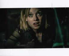 JANE LEVY signed *DON'T BREATHE* HORROR MOVIE 8X10 photo ROCKY W/COA #1