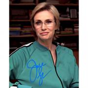 Jane Lynch Autographed / Signed 8x10 Photo