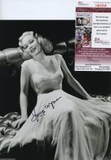 Jane Wyman Signed Autographed Photo Jsa Spence Coa Nice!!!
