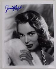 Janet Leigh (d.2004) Actress PSYCHO Little Women Autographed 8x10 Photo 16B