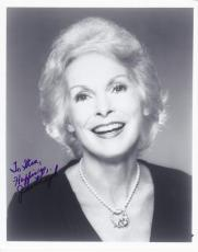 Janet Leigh (d.2004) Signed 8x10 Photograph Autographed Photo Psycho PSA