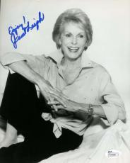 Janet Leigh Jsa Coa Hand Signed 8x10 Photo Authenticated Autograph