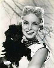 JANET LEIGH JSA HAND SIGNED 8x10 DATED 1952 PHOTO AUTHENTIC AUTOGRAPH