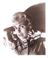 """JANET LEIGH """"PSYCHO"""" as MARION CRANE - 1960 Classic Film Signed 8x10 B/W Photo"""