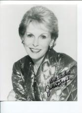 Janet Leigh Psycho Oscar Nominee Touch of Evil The Fog Signed Autograph Photo