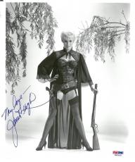 Janet Leigh Signed Authentic Autographed 8x10 Photo PSA/DNA #W62439