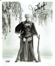 Janet Leigh Signed Authentic Autographed 8x10 Photo PSA/DNA #W71265