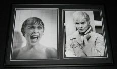 Janet Leigh Signed Framed 12x18 Photo Set Psycho