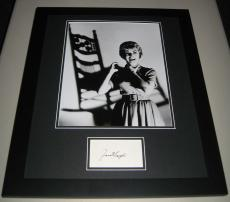 Janet Leigh Signed Framed 16x20 Poster Photo Display Psycho
