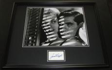 Janet Leigh Signed Framed 16x20 Poster Photo Display Psycho B