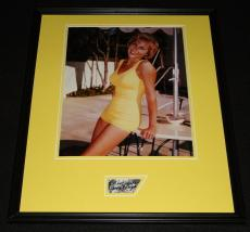 Janet Leigh Signed Framed 16x20 Poster Photo Display Psycho C