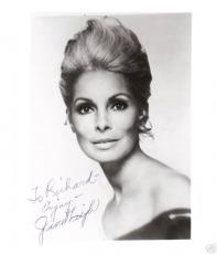 Janet Leigh-signed photo