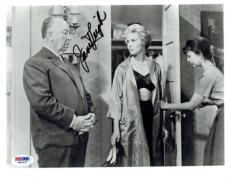 Janet Leigh Signed Psycho Authentic Autographed 8x10 Photo PSA/DNA #W62437