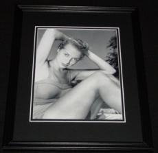 Janet Leigh Swimsuit Framed 8x10 Photo Poster Psycho