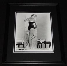Janet Leigh Swimsuit Framed 8x10 Photo Poster Psycho B