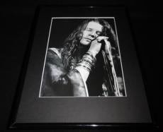 Janis Joplin 1969 Framed 11x14 Photo Display