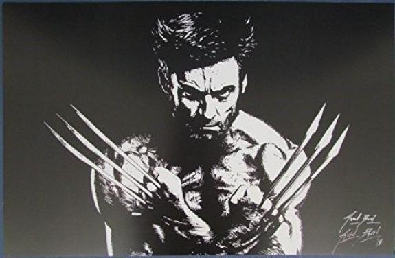 Jared Barel Signed/Autographed Wolverine 11x17 Print MARVEL 127128