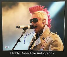Jared Leto Signed 11x14 Photo Psa Dna Coa Autograph 30 Seconds To Mars W72884