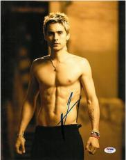 Jared Leto Signed 30 Seconds to Mars Autographed 11x14 Photo PSA/DNA #AA95952