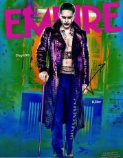 Jared Leto Signed - Autographed Suicide Squad - The Joker 11x14 Photo - 30 Seconds to Mars Singer