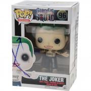 Jared Leto Suicide Squad Autographed #96 The Joker Funko Pop! - JSA