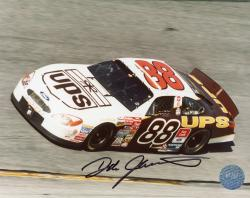 Dale Jarrett Autographed 8x10 Photo