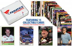 Kevin Harvick Collectible Lot of 15 NASCAR Trading Cards - Mounted Memories