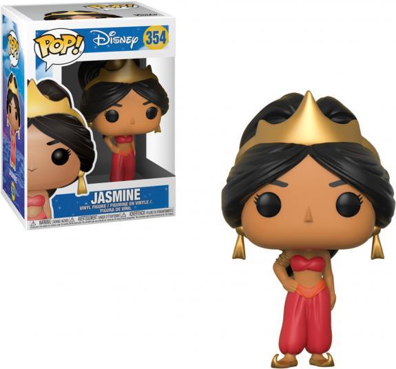 Jasmine Disney Aladdin #354 Funko Pop!