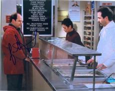 Jason Alexander autographed 8x10 Photo (Seinfeld George Castanza at Soup Nazi) Image #SC5