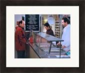 Jason Alexander autographed 8x10 Photo (Seinfeld George Costanza at Soup Nazi) #SC5 Matted & Framed